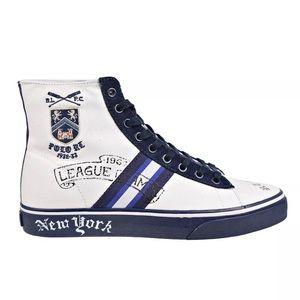 Polo RL Solomon II Sneaker New York Navy